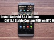 HTC One M8 Android 5.1.1