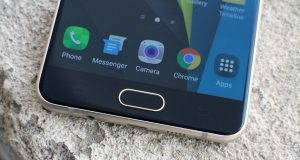 Take screenshot on Samsung Galaxy A7