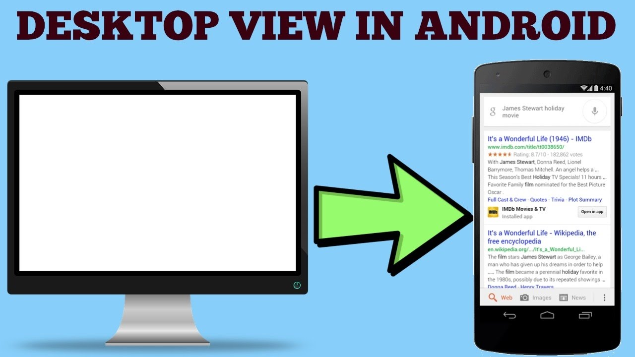 How to Permanently Browse in Desktop Mode on Android
