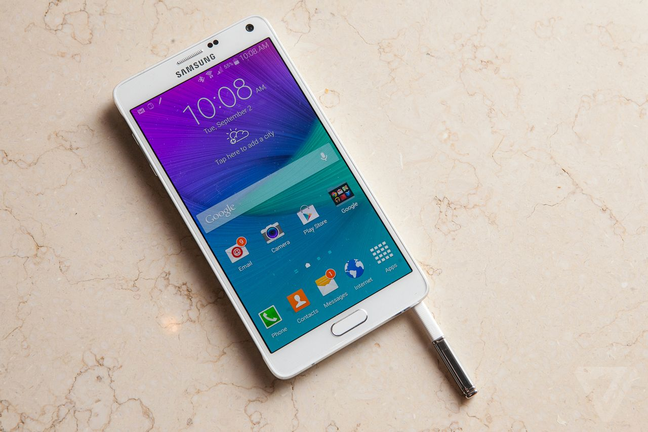 How To Install Android 711 Lineageos Nougat Custom Rom On Samsung Galaxy Note  4 N910f Androidtutorial