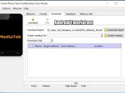sp flash tool for mtk devices