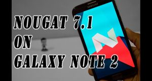 Install Custom ROM on Galaxy Note 2 N7100