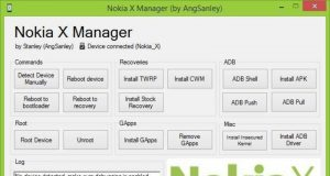 How to Download Nokia X Manager