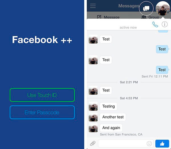 How to Download and Install Hacked Facebook++ IPA on iOS10