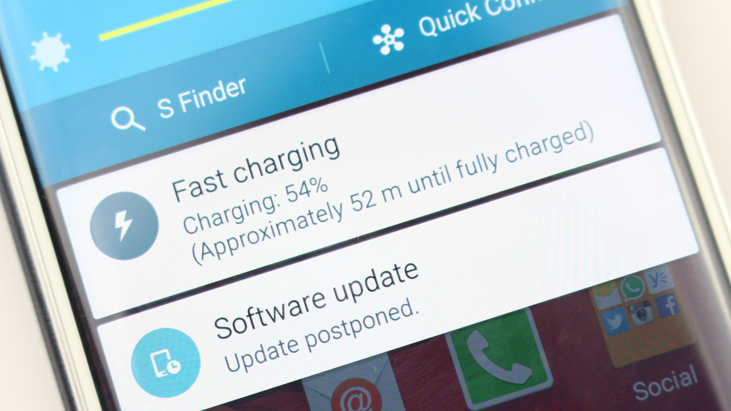 How To Fix Galaxy S7 Edge Fast Charging Not Working