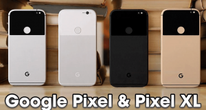 Update Google Pixel and Pixel XL to Android 7.1.2