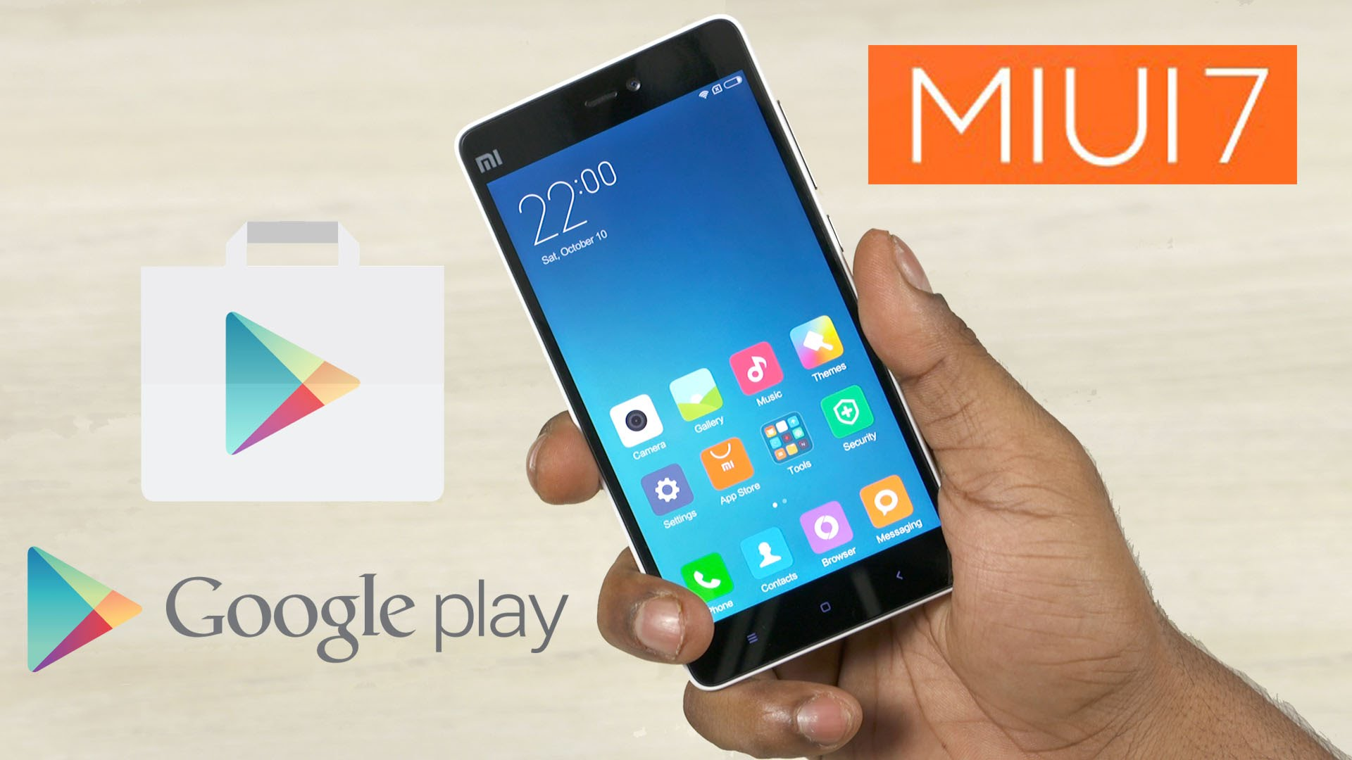 How to Install Google Play Store on MIUI Without Root