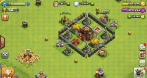 to Download Clash of Clans 9.24.1 modded APK