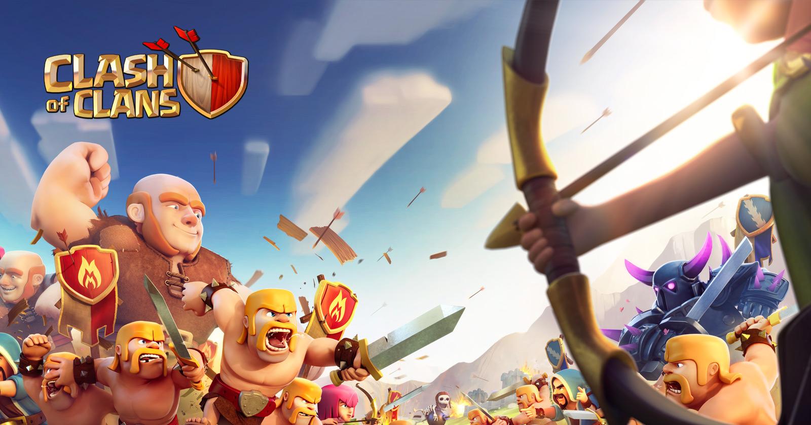 Download Clash of Clans 9.24.1 APK