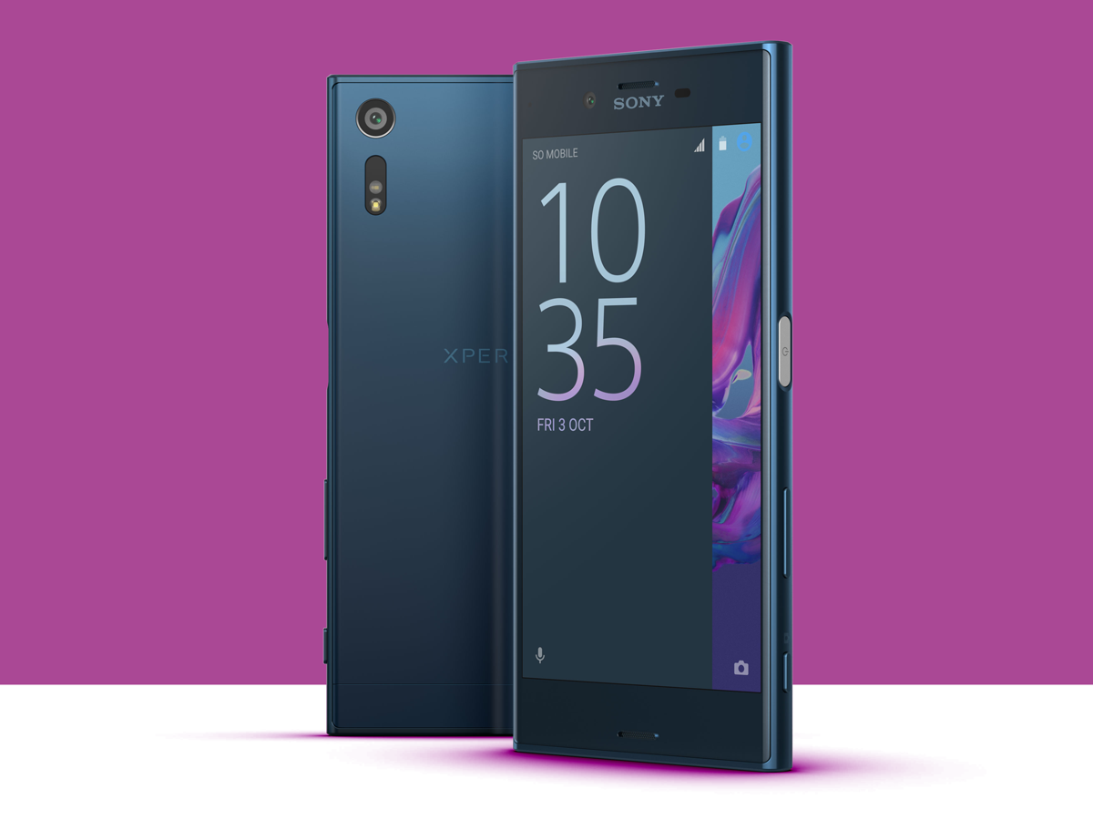 May Security Update On Sony Xperia XZ