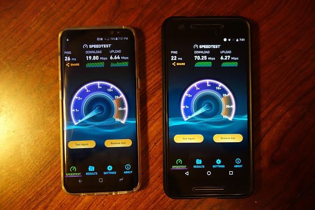 fix Wi-Fi Issue on Galaxy S8/S8+