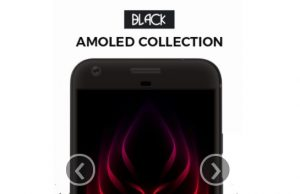 black Amoled wallpapers