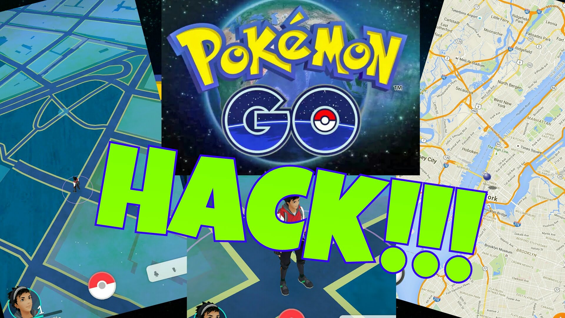 Pokemon GO++ 0.63.4 Hack for Android