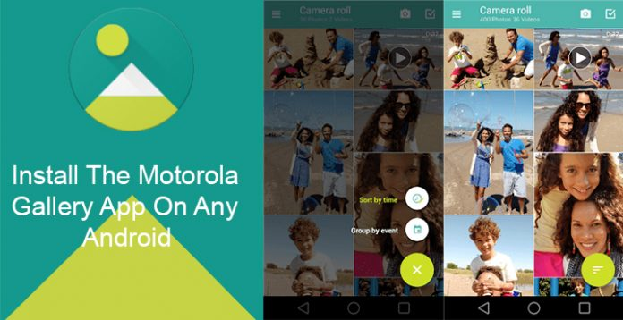 How To Install Motorola's Gallery App on Any Android Device