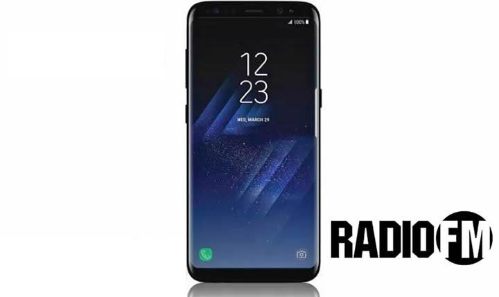 FM Radio on Galaxy S8/S8+