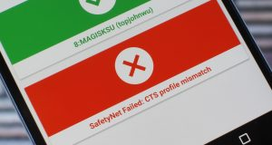 How to Fix CTS Profile Mismatch Errors
