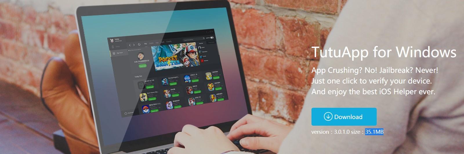 Download Tutu Helper for PC