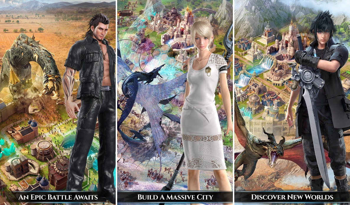 Download Final Fantasy XV A new Empire APK