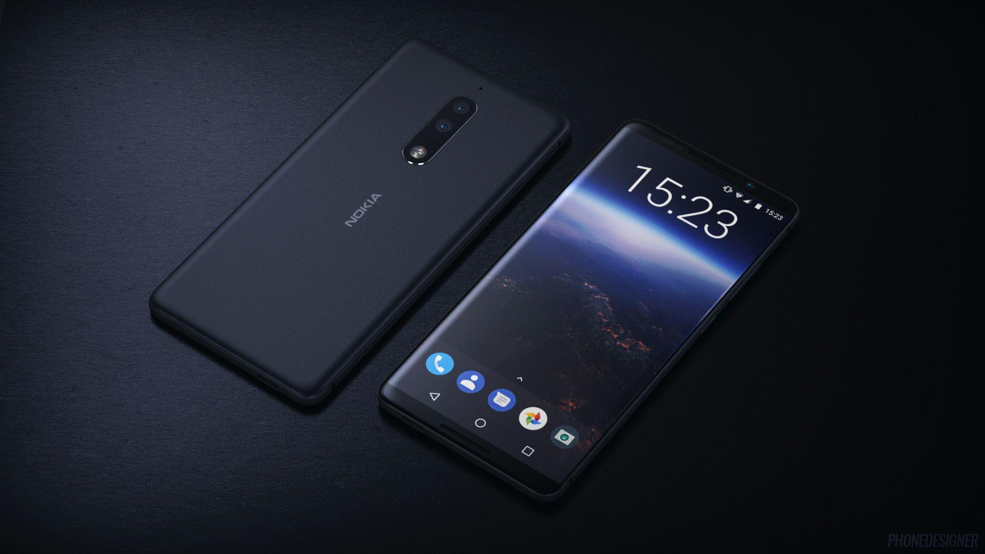 Nokia 9 details