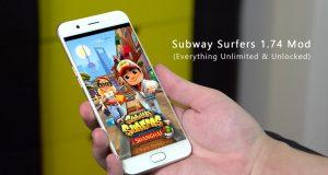 Download Subway Surfers 1.74.0 Shanghai Modded APK