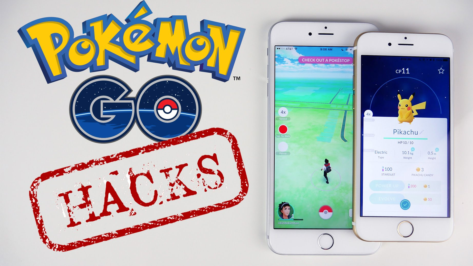 Pokemon Go++ 0.69.1 Hack for Android