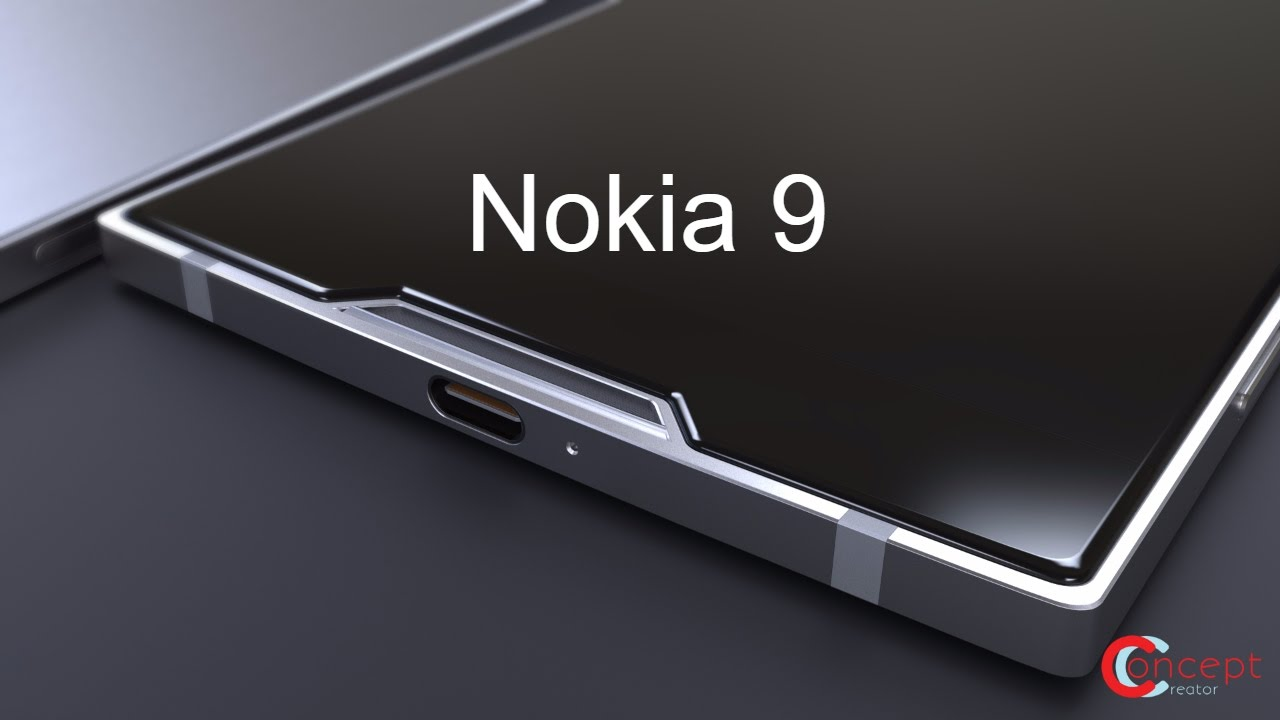 Nokia 9 photos