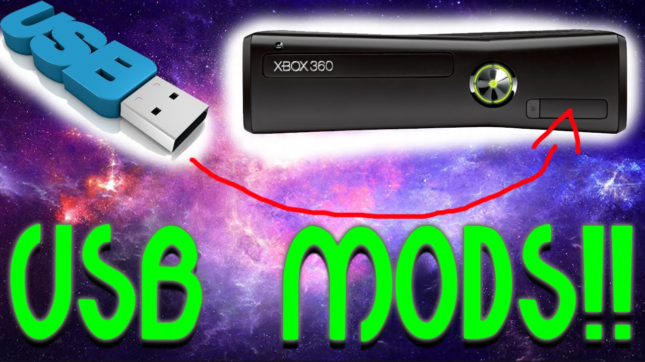 Mod Xbox 360 and Xbox One Games