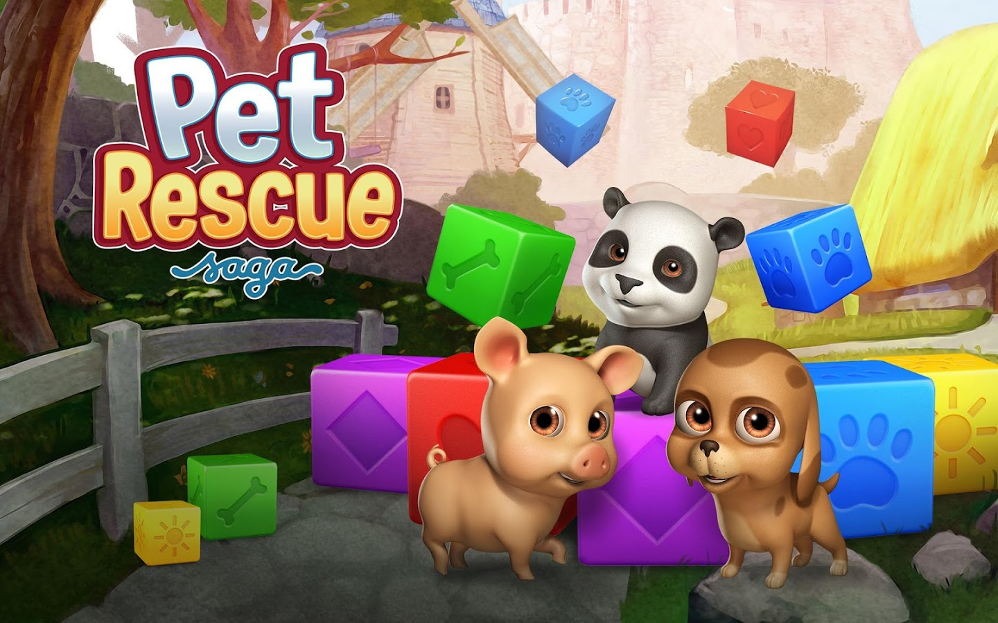 Download Pet Rescue Saga 1.123.9 APK
