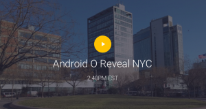 android 8.0 launch event