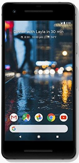 Google Pixel 2 Turns off Randomly