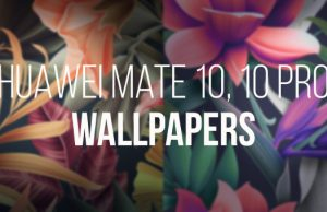 Huawei Mate 10 Stock Wallpapers
