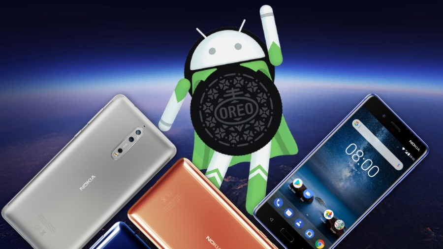 Nokia Devices to Get Android 8.0 Oreo Update