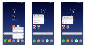 download Samsung Galaxy S8 Oreo TouchWiz Launcher