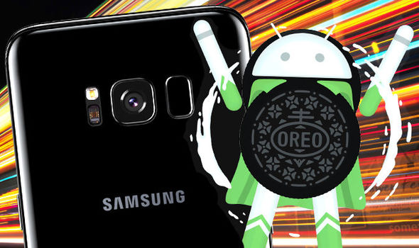 Install Android Oreo on Galaxy S8