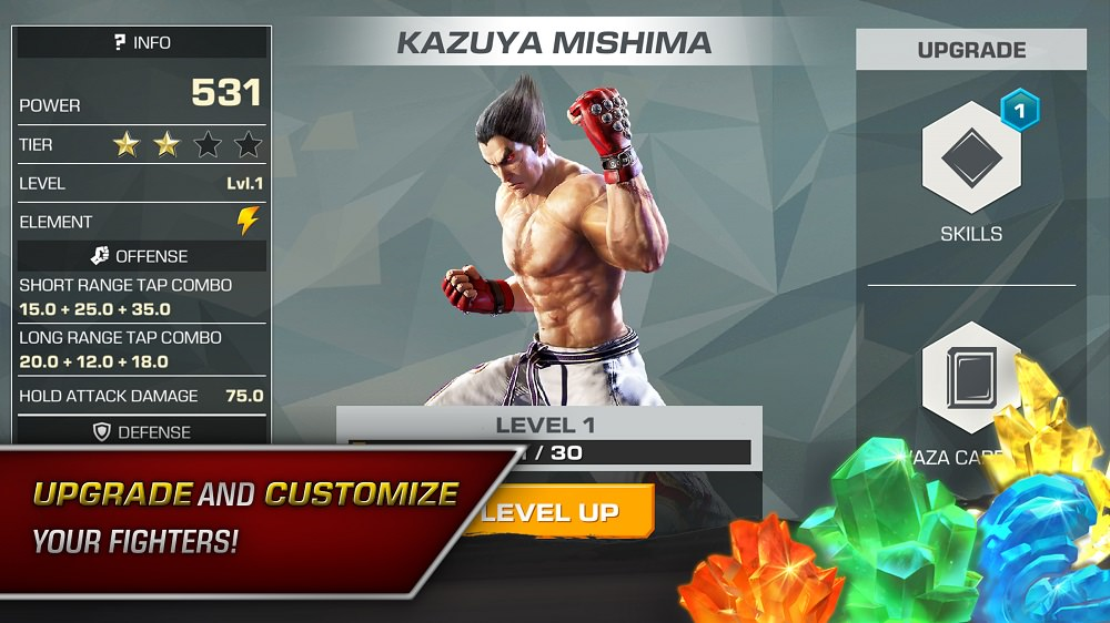 download Tekken APK