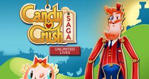 Unlimited Lives in Candy Crush Saga