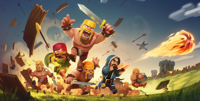 Clash of Clans 9.256.19 APK