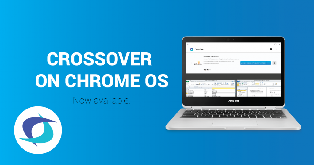 Run Windows Apps on ChromeOS