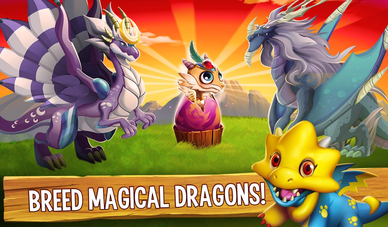 Download Dragon City 4.16.1 APK