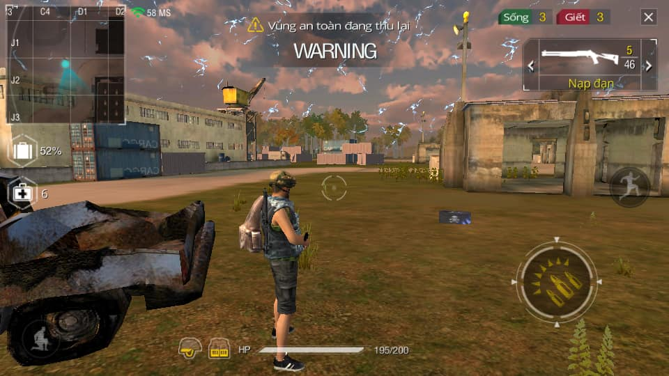 Download Free Fire Battlegrounds for PC