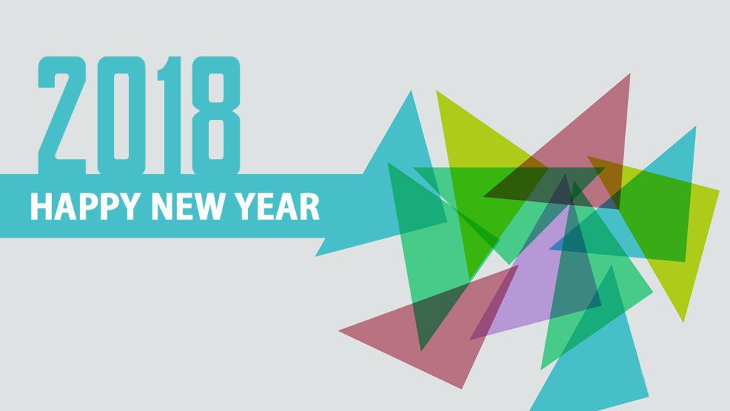 Happy New Year 2018 Status