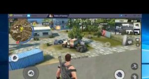 Play Rules of Survival on PC with Keyboard and Mouse