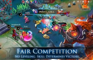 Download Mobile Legends Bang Bang for PC