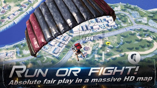 Download Rules of Survival for PC and MAC