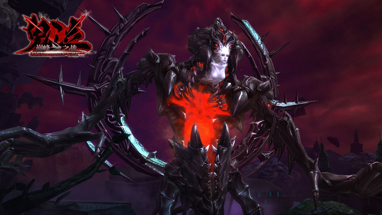 Download Devil May Cry Pinnacle of Combat for PC