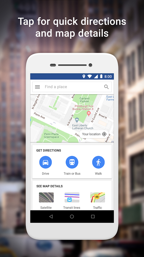 download Google Maps Go 81 APK