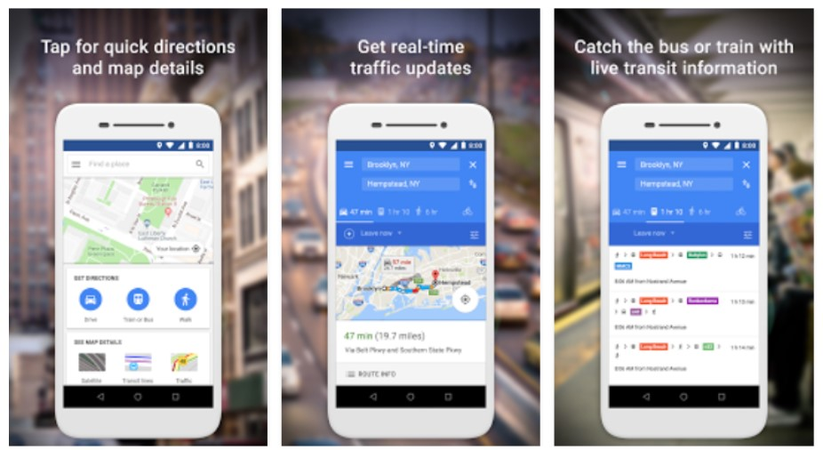 Google Maps Go Released