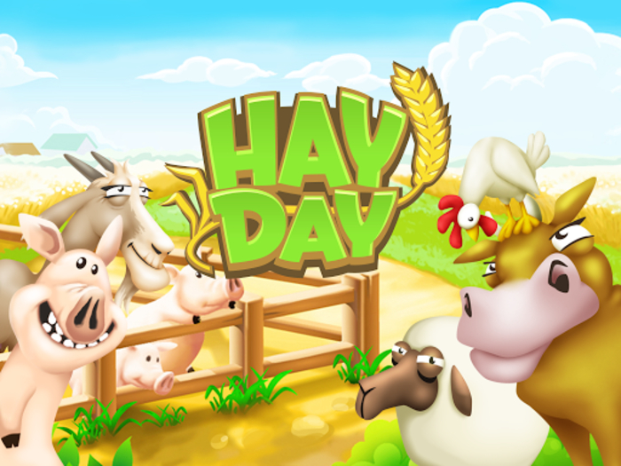 Download Hay Day 1.37.104 APK