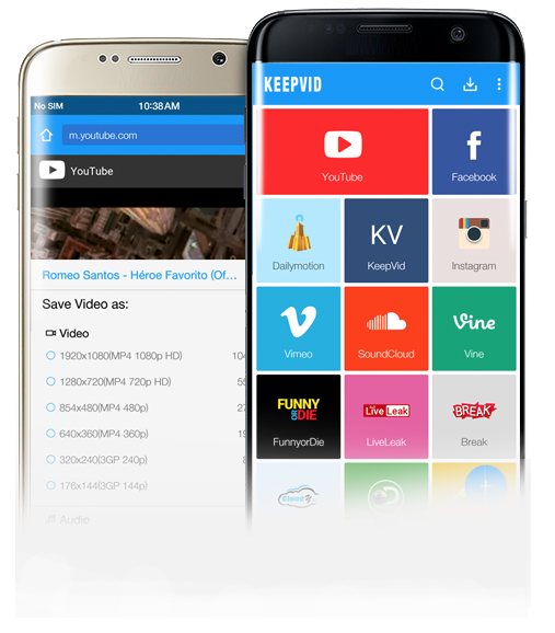 Download KeepVid 3.1.1.5 APK
