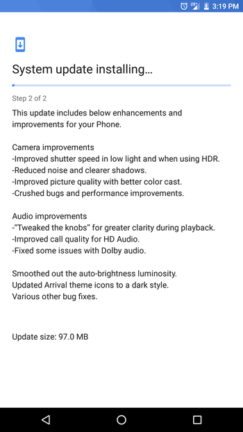 Razer Phone Update